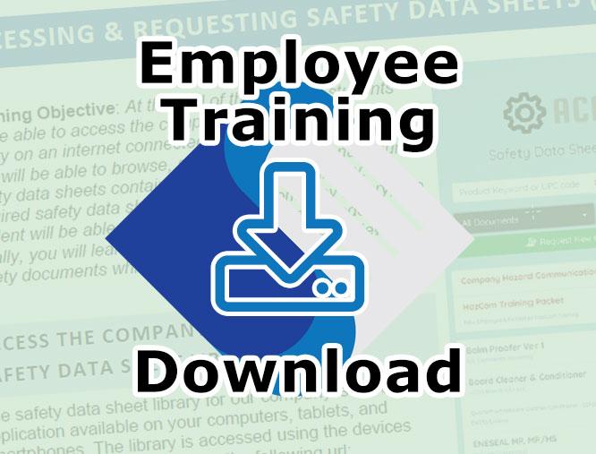 Employee Training Material